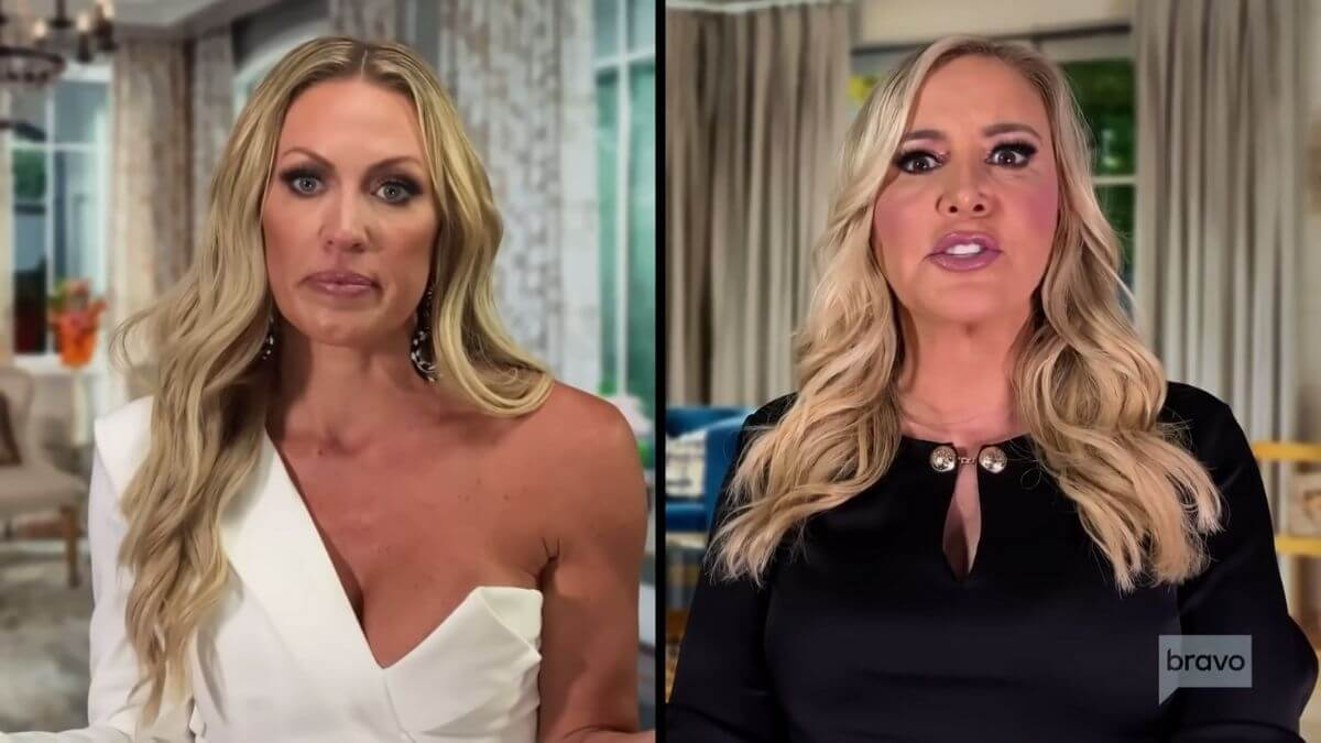 RHOC star Shannon Beador claims Braunwyn Windham-Burke confessed to lying to get on the show