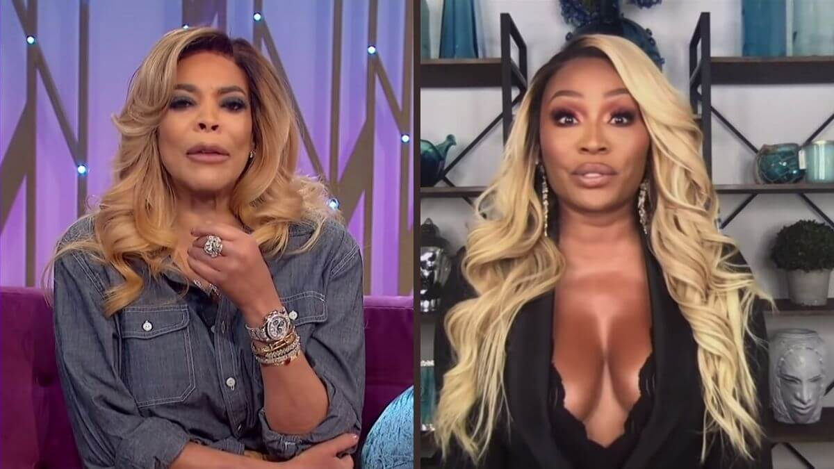 RHOA star Cynthia Bailey responds to Wendy Williams' claim that she used daughter for an interesting storyline