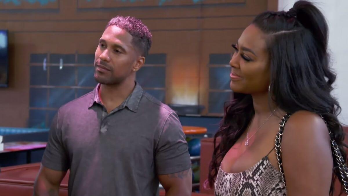 Marc Daly has announced his divorce from RHOa star Kenya Moore