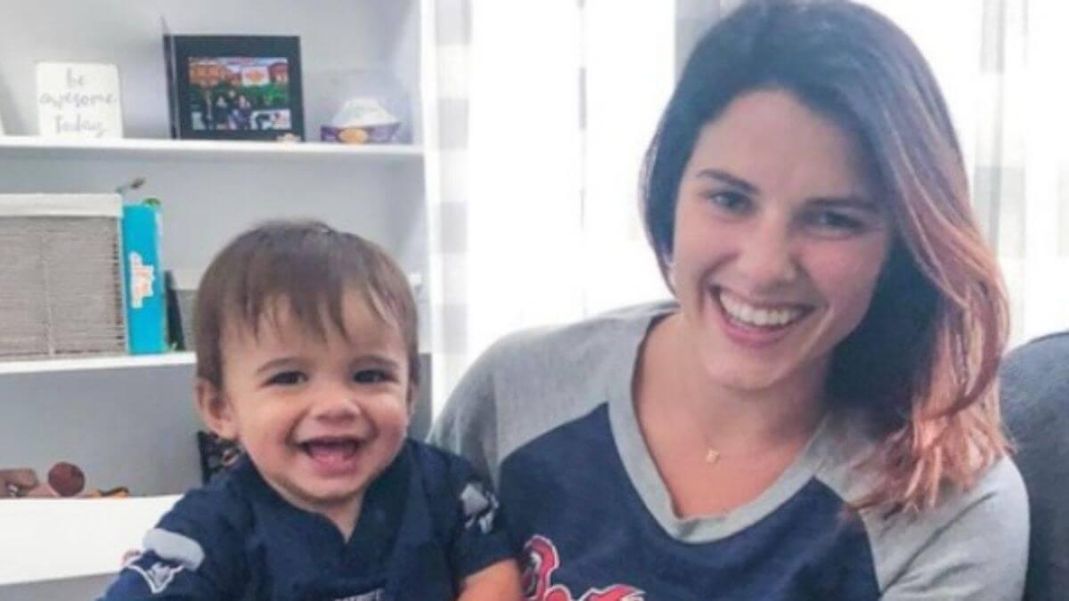 Lauren Comeau and Eli