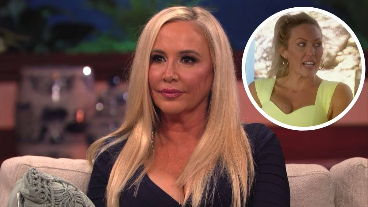 Why is Shannon Beador upset with RHOC castmate Braunwyn Windham-Burke?