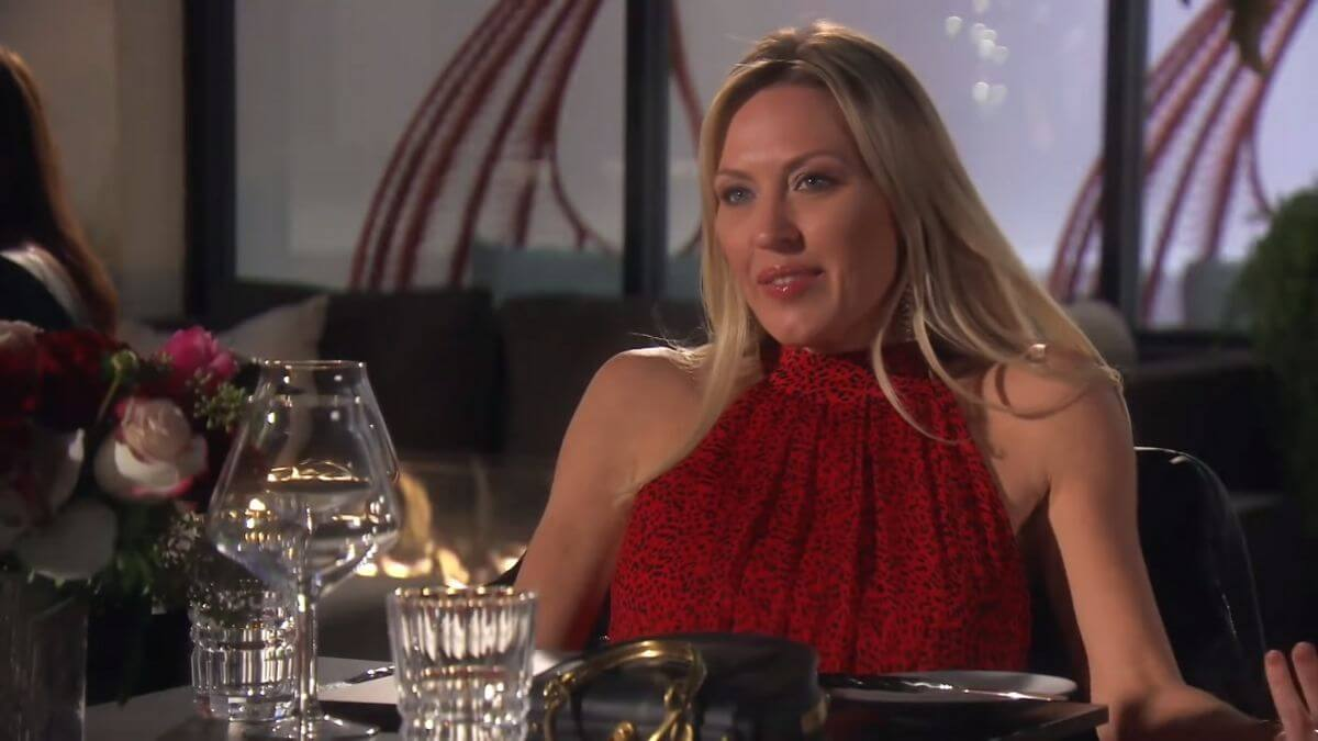 RHOC star Braunwyn Windham-Burke is responding to backlash about husband dating another woman