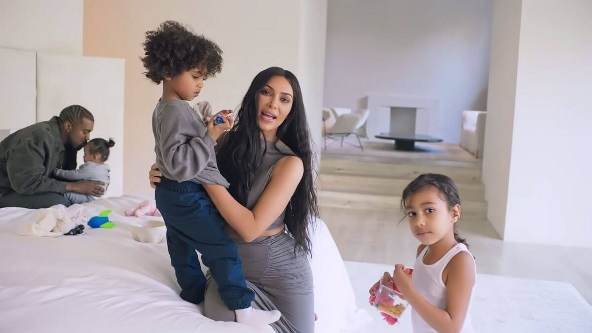 Kim Kardashian is reportedly concerned about her kids amid new of her possible divorce from Kanye