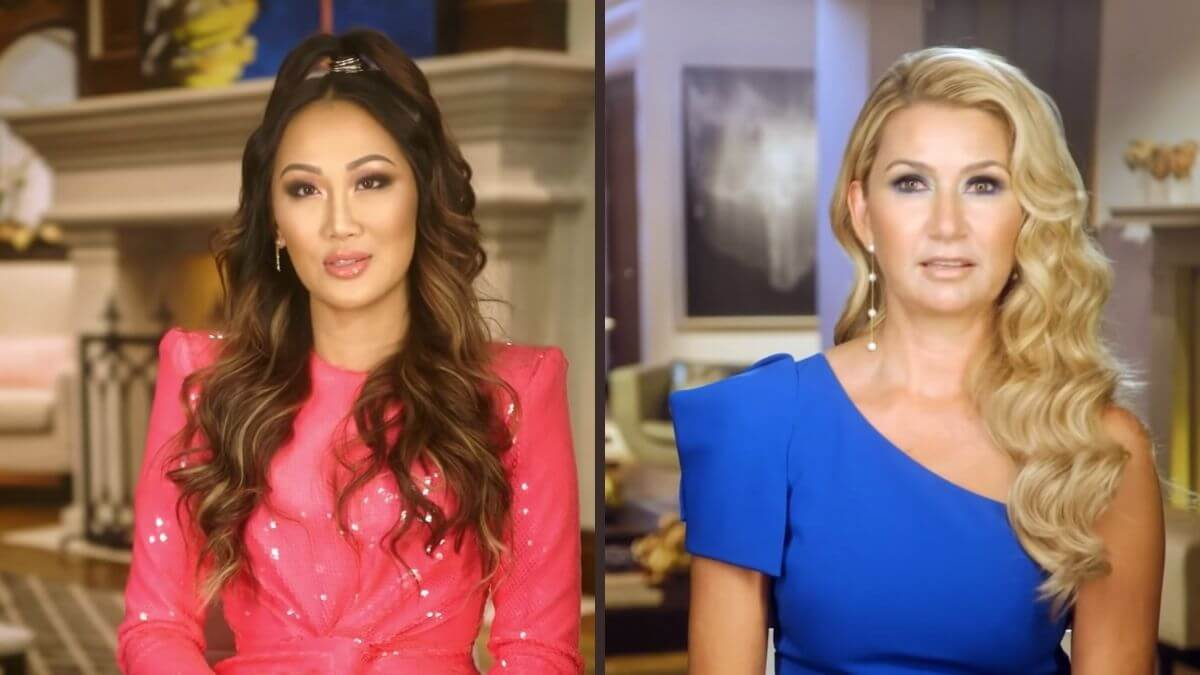 www.monstersandcritics.com: Tiffany Moon 'didn't take kindly' to Kary Brittingham's 'two-faced' comment shown in RHOD trailer