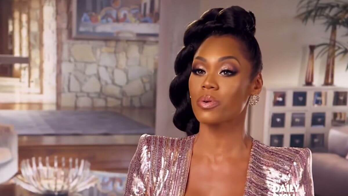 RHOP alum Monique Samuels says there's no chance of her returning to RHOP.