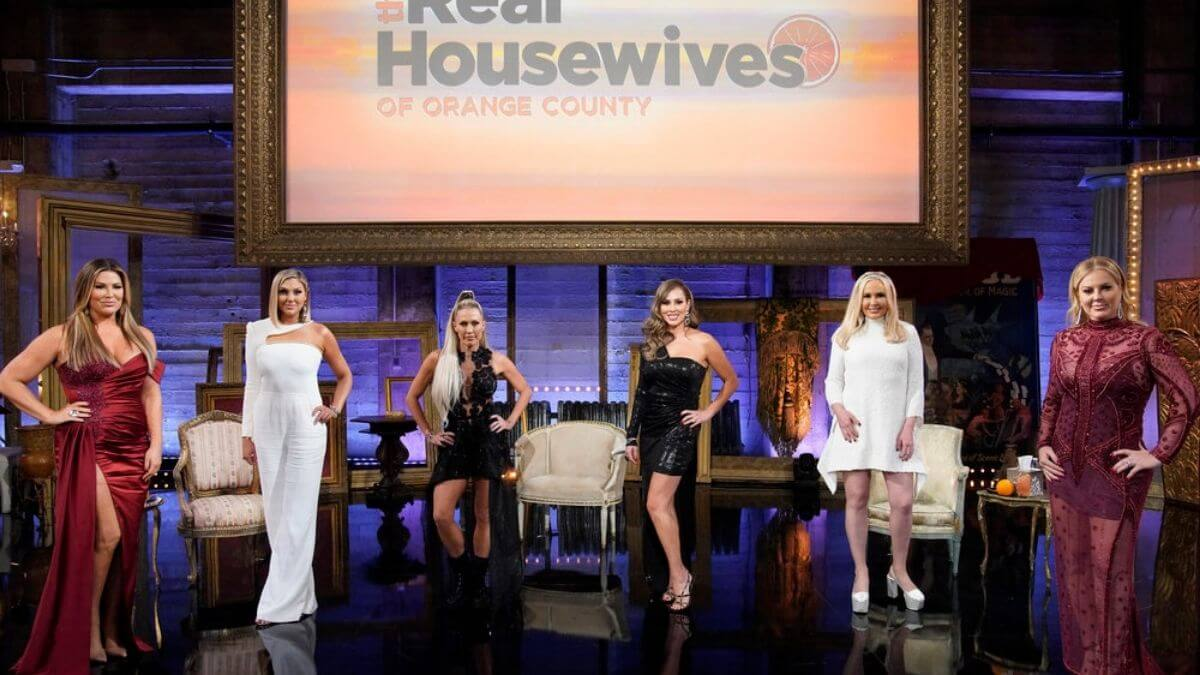 The Real Housewives of Orange County is set to air its Season 15 two-part reunion