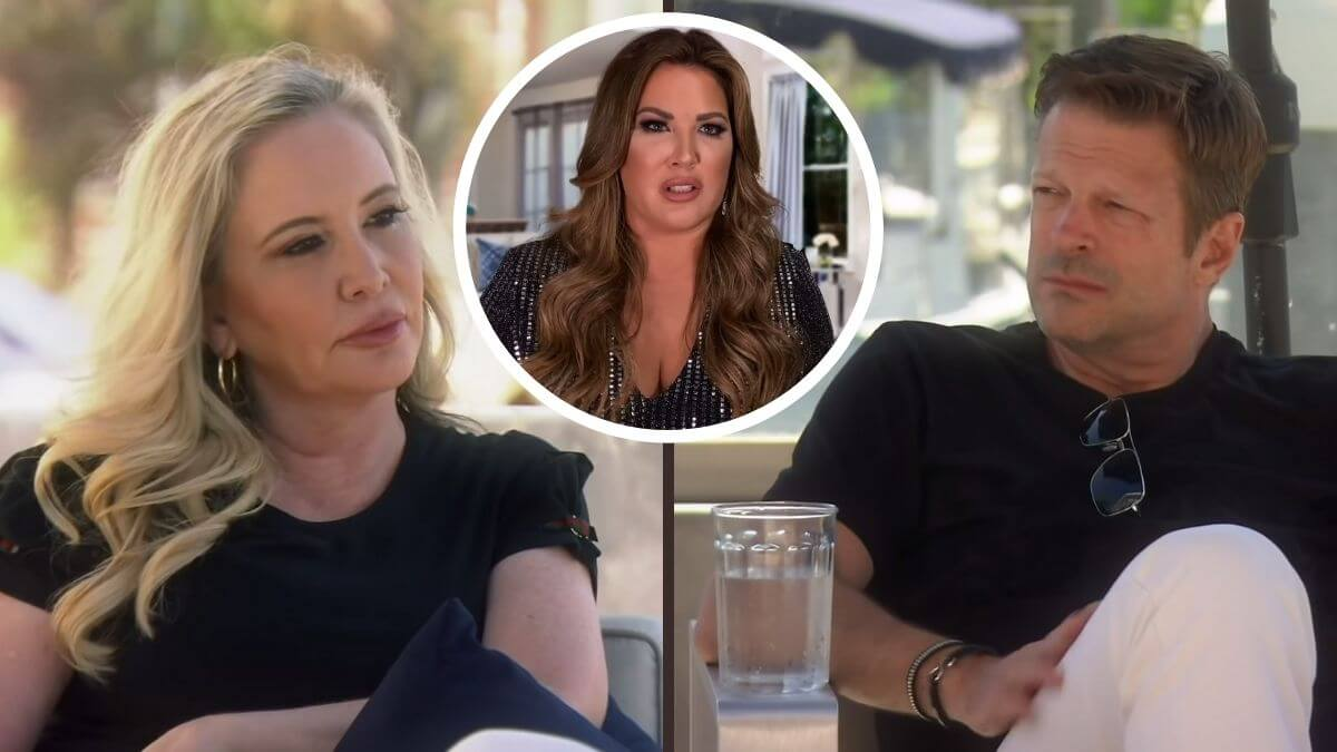 RHOC star Emily Simpson reveals whether she thinks Shannon Beador and John Janssen are good together