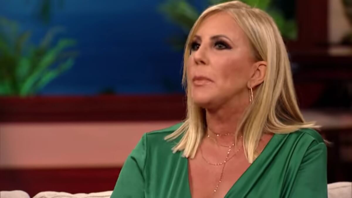 Vicki Gunvalson on RHOC.