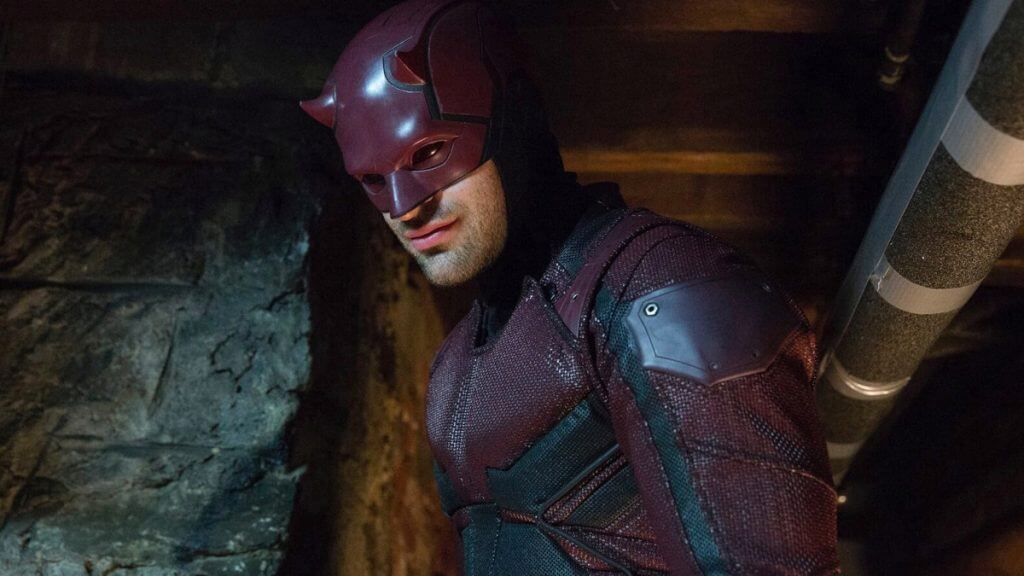 Charlie Cox Daredevil in Spider-Man 3 Charlie Cox.