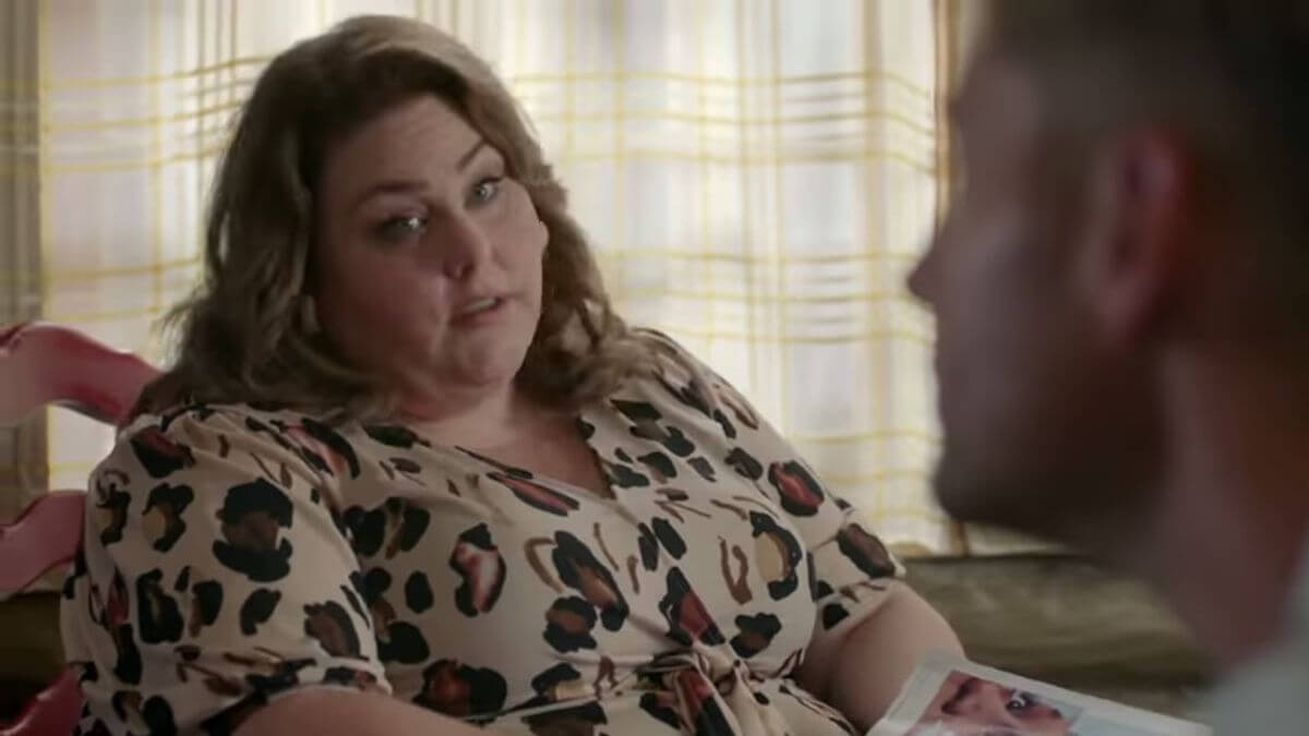 Chrissy Metz on This Is Us
