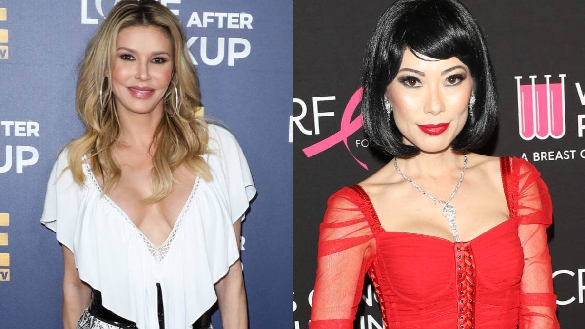 Brandi Glanville almost got Christine Chiu onto RHOBH.