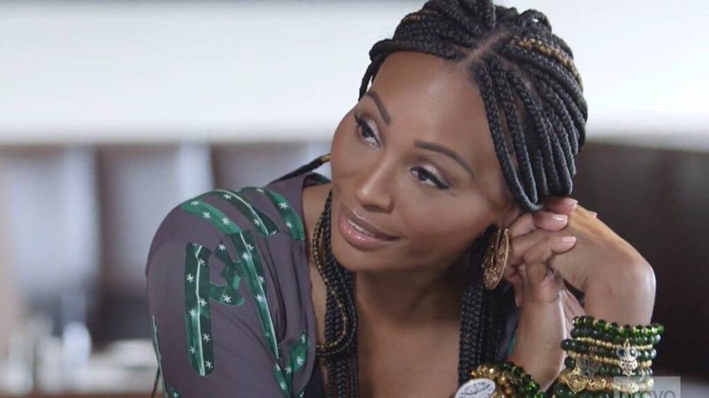 Cynthia Bailey has found success in her weight loss journey.
