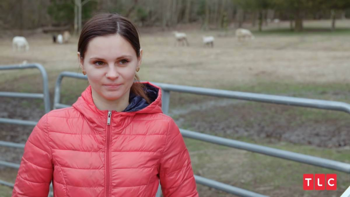 Life has been hard for Julia Trubkina on Hummingbird Acres Farm.