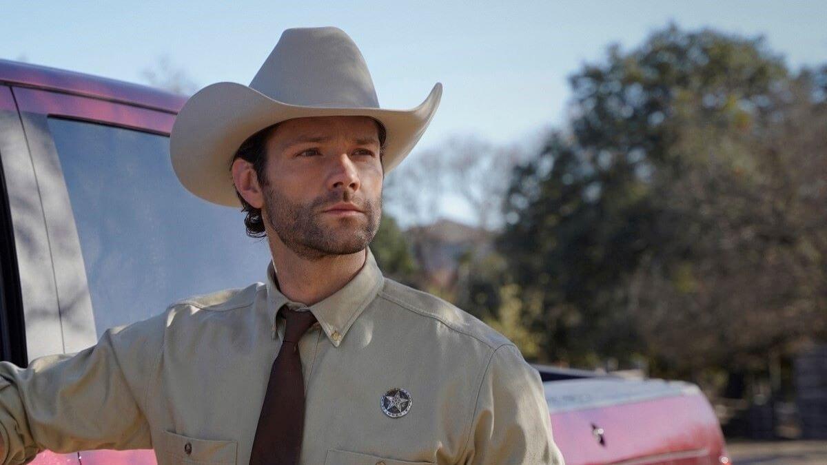Jared Padalecki on Texas Ranger.
