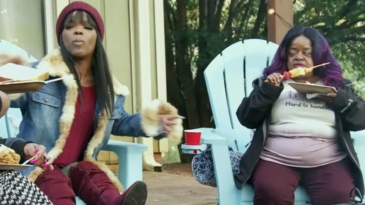 Abira calls out Ms Juicy during a housewarming party on Little Women Atlanta