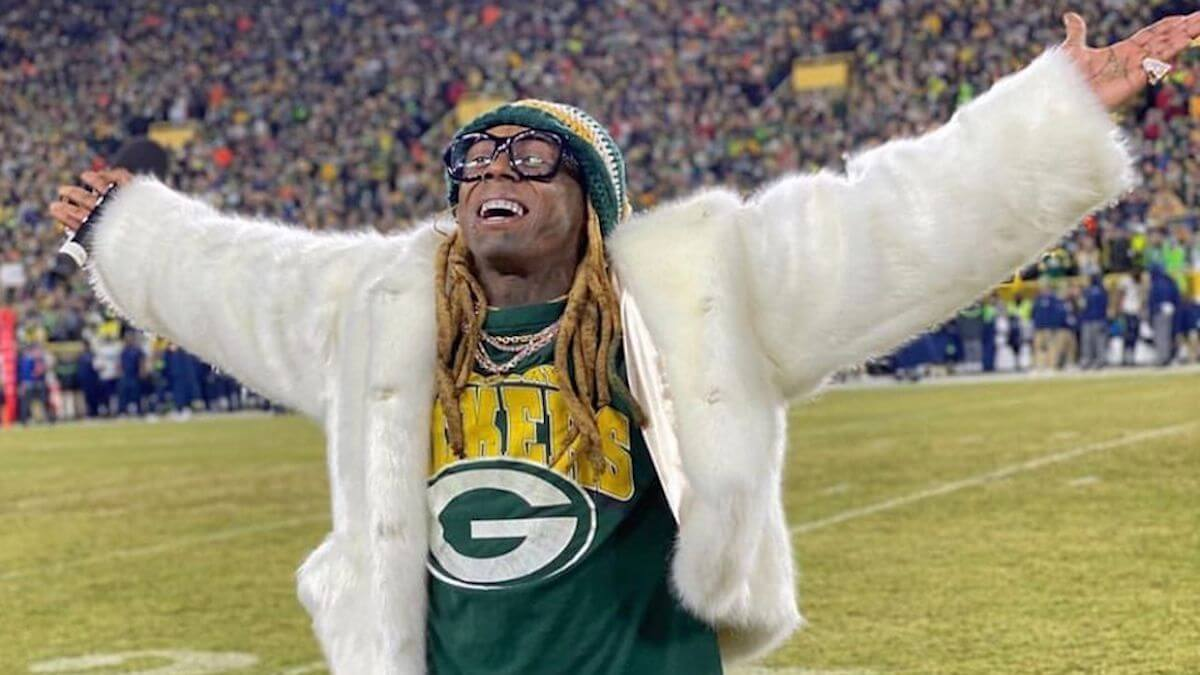 lil wayne packers hype song arrives for green bay nfl playoffs