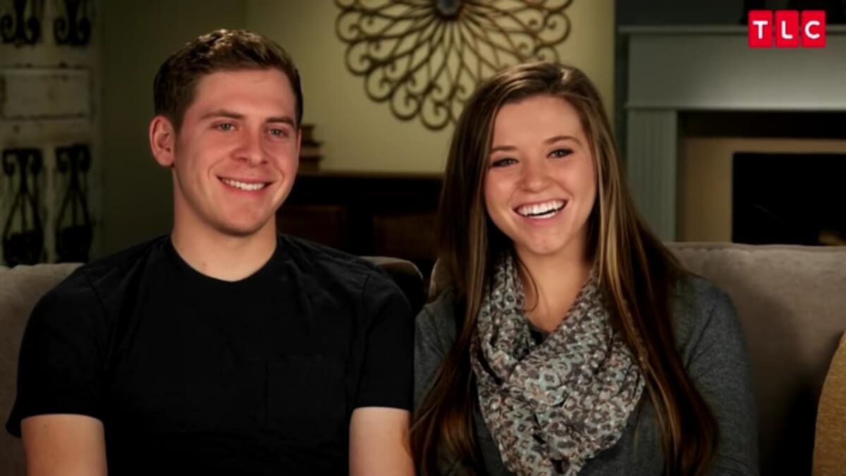 Austin Forsyth and Joy-Anna Duggar