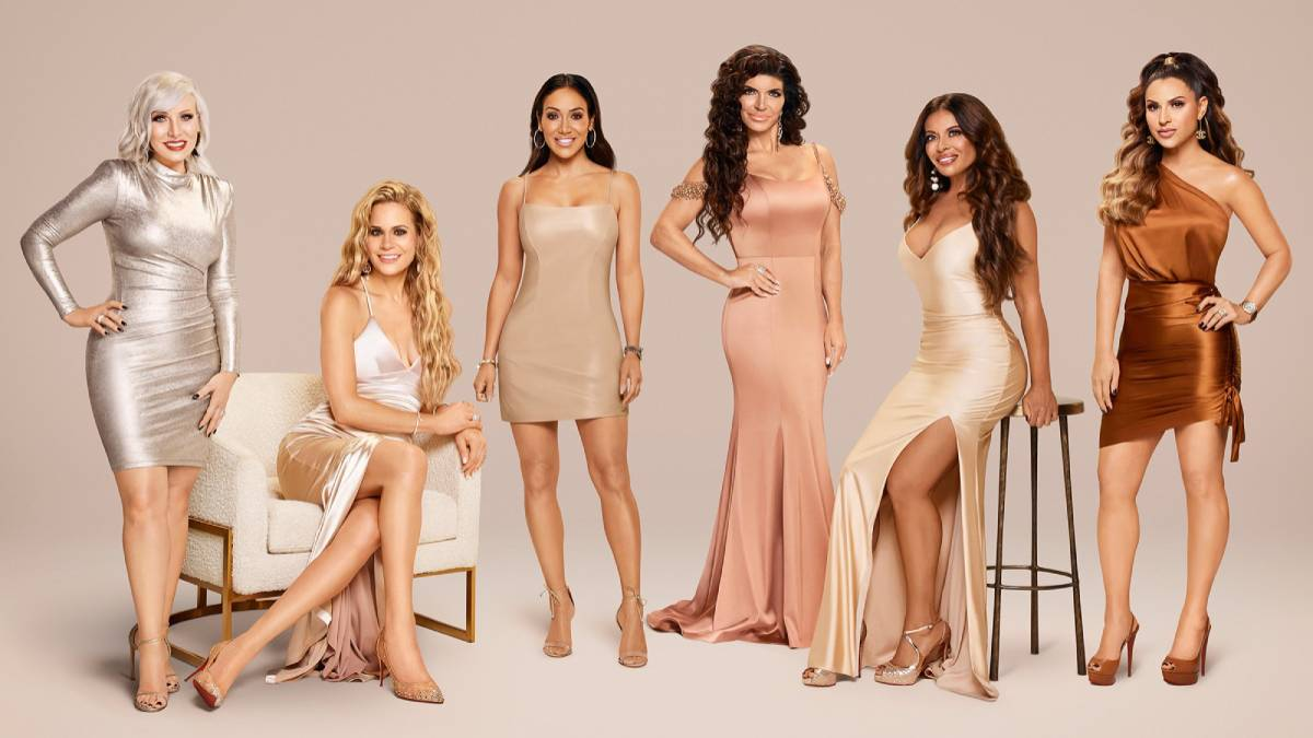 The RHONJ taglines are here!