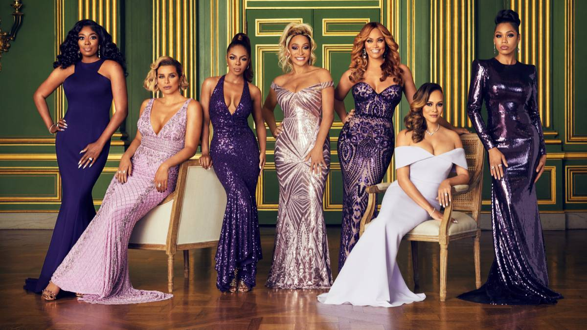 The cast of Real Housewives of Potomac Season 5.