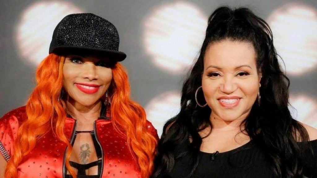 Hip-Hop Duo Salt-N-Pepa tell all about their trailblazing journey from working at Sears to the Grammy's Lifetime Achievement Award