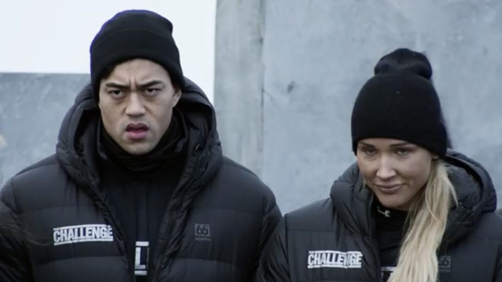 the challenge double agents rookies nam vo and lolo jones in episode 6