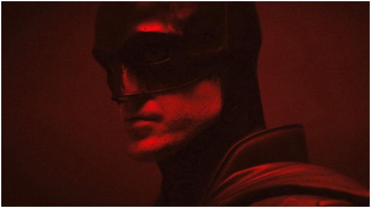 Robert Pattison as Batman