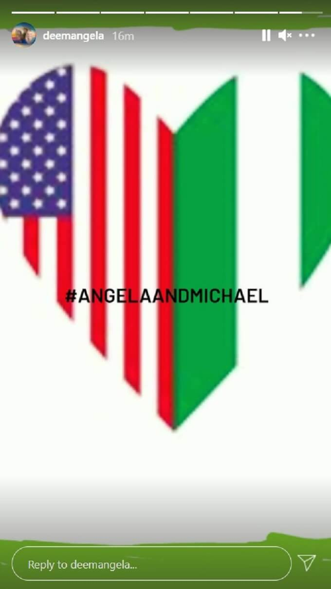 90 Day Fiance: Angela Deem -  Michael Ilesanmi