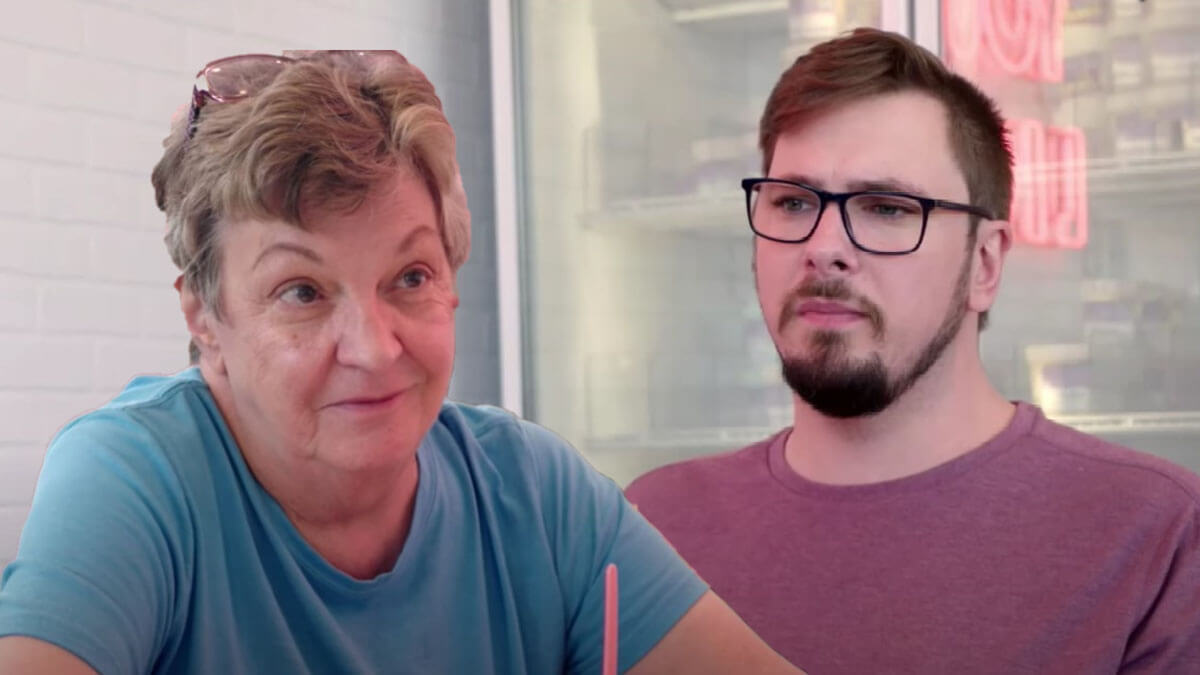 90 Day Fiance: Colt Johnson - Debbie Johnson