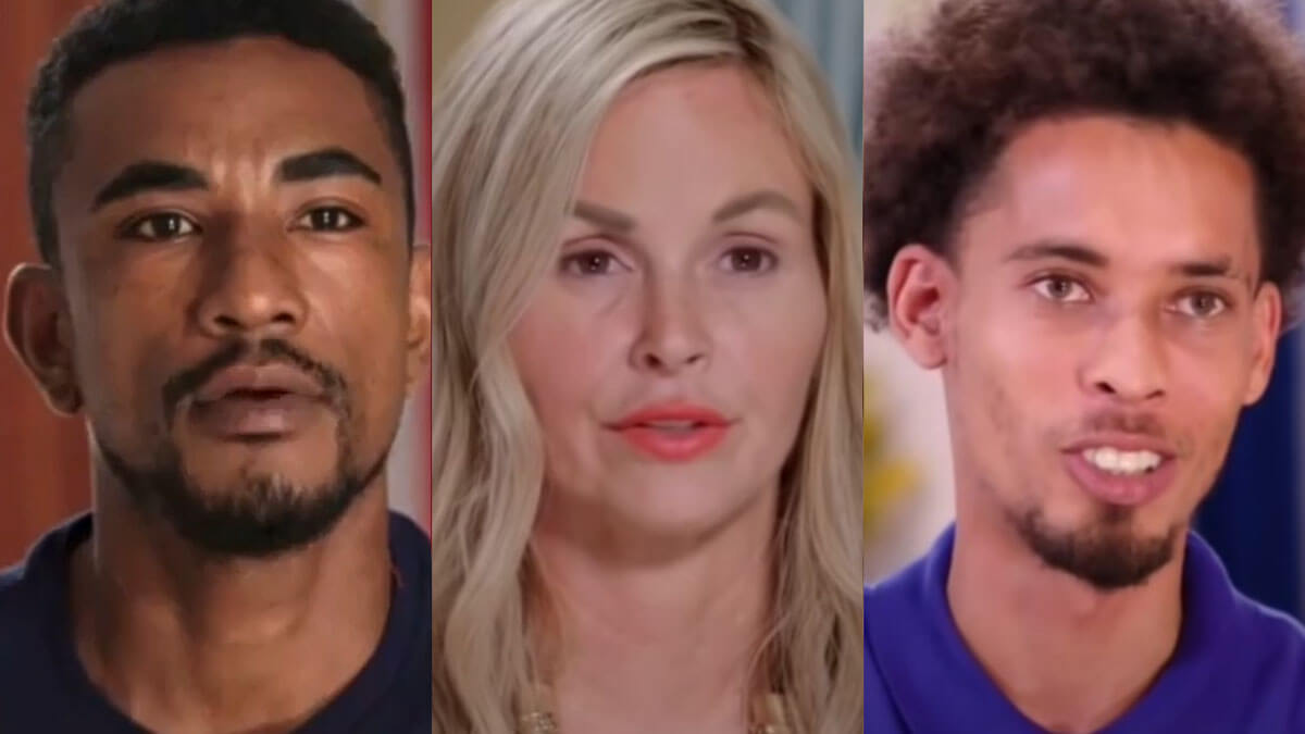 90 Day Fiance: Stephanie Davison - Ryan Carr - Harris