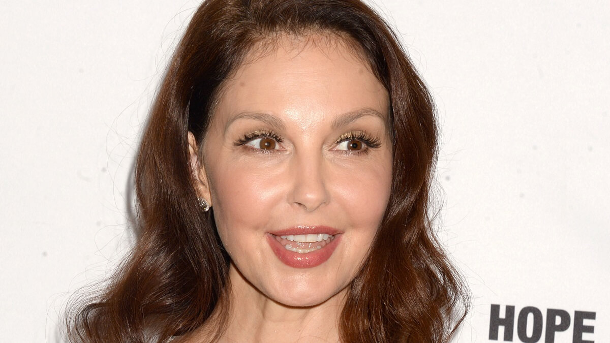 Actress Ashley Judd