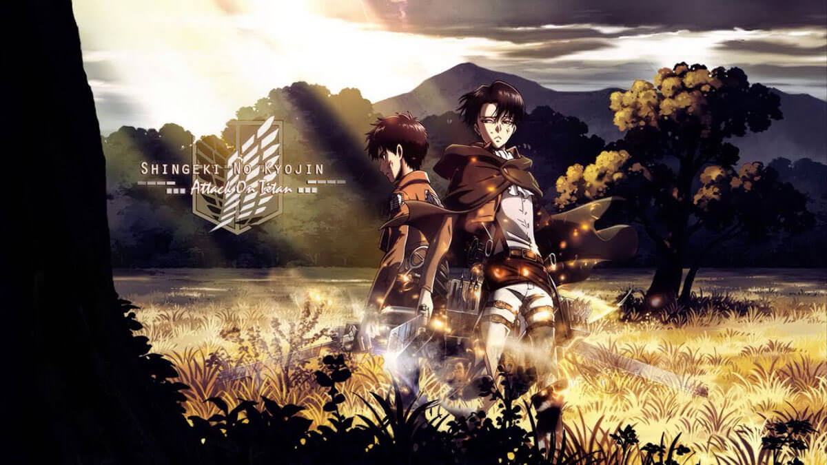 Attack On Titan Levi Eren Wallpaper