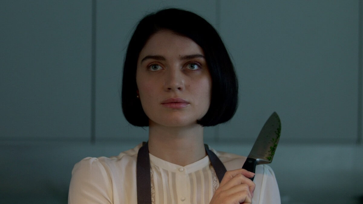 Eve Hewson as Adele in Behind Her Eyes.