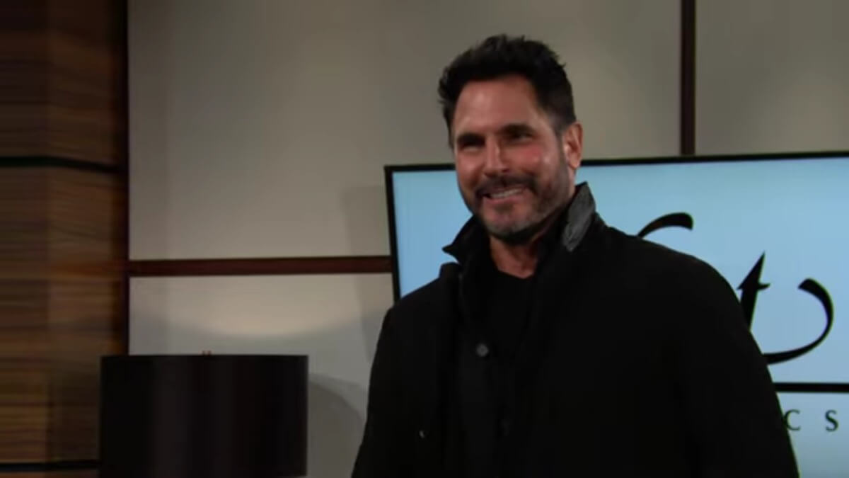 Don Diamont as Bill Spencer on The Young and the Restless.