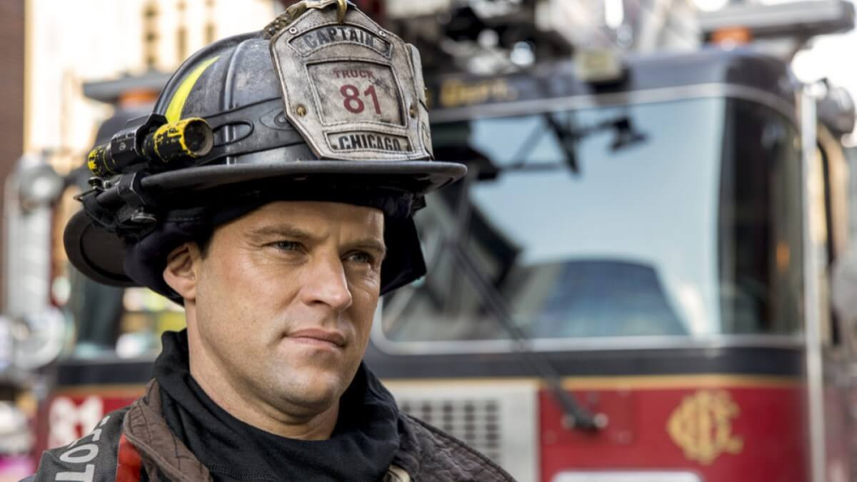 Captain Casey Chicago Fire