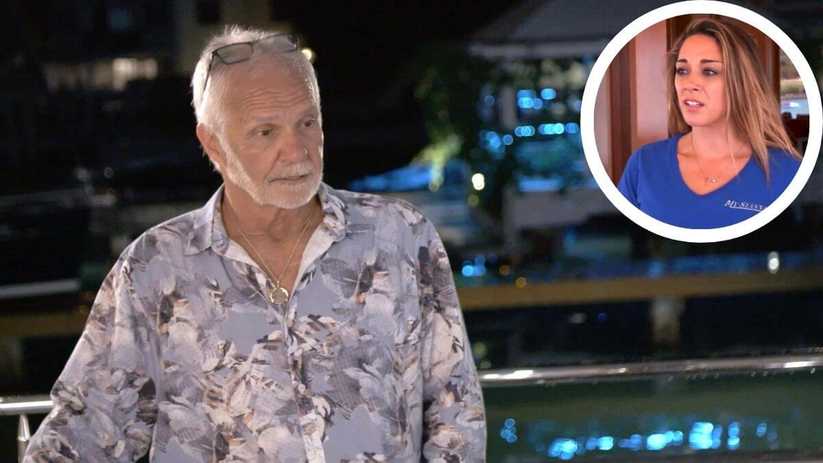 Captain Lee Rosbach slams Elizabeth Frankini work ethic on Below Deck.