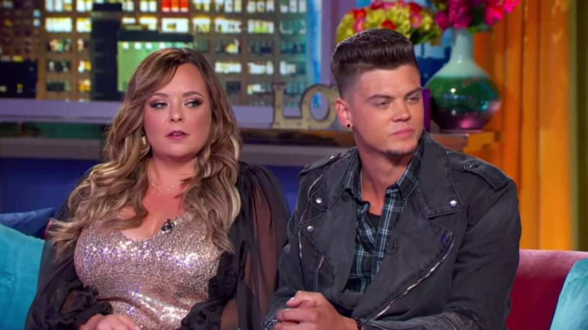Catelynn Lowell and Tyler Baltierra on Teen Mom OG reunion.