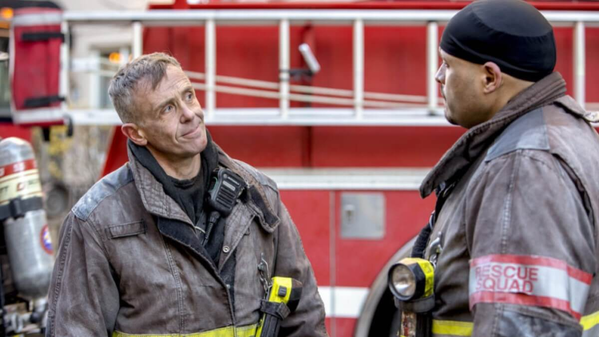 Chicago Fire Cast Season 9