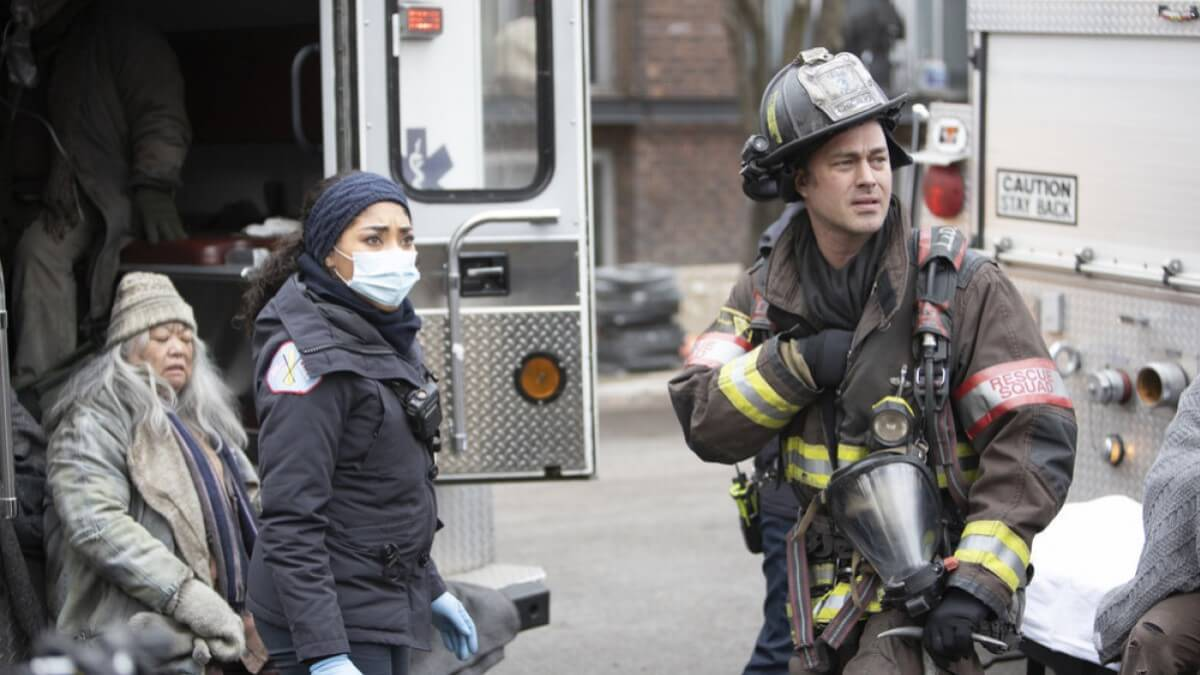 Chicago Fire S9 E7