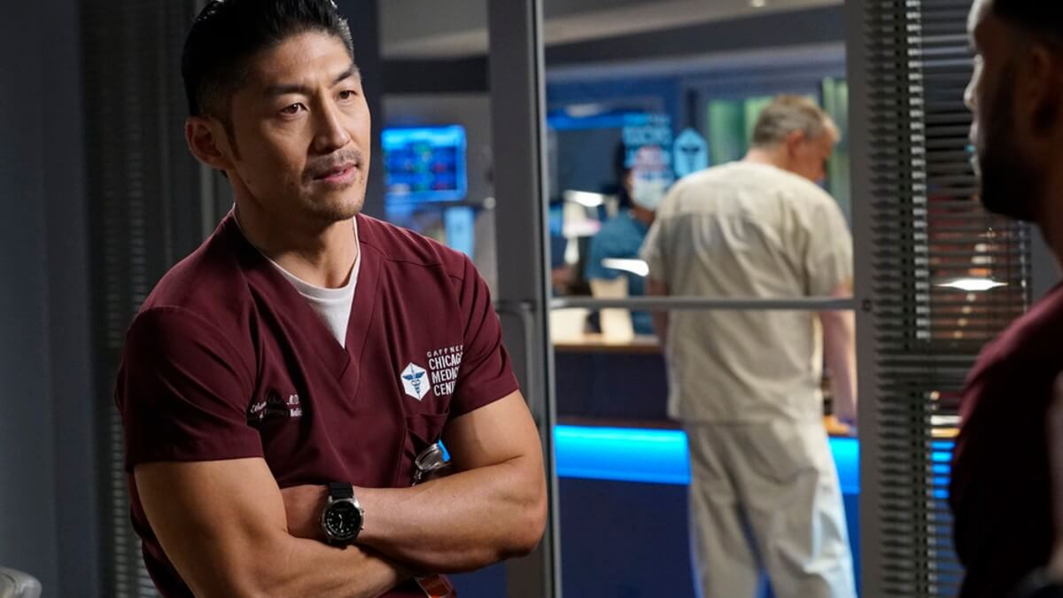 Chicago Med s6 e5 Choi