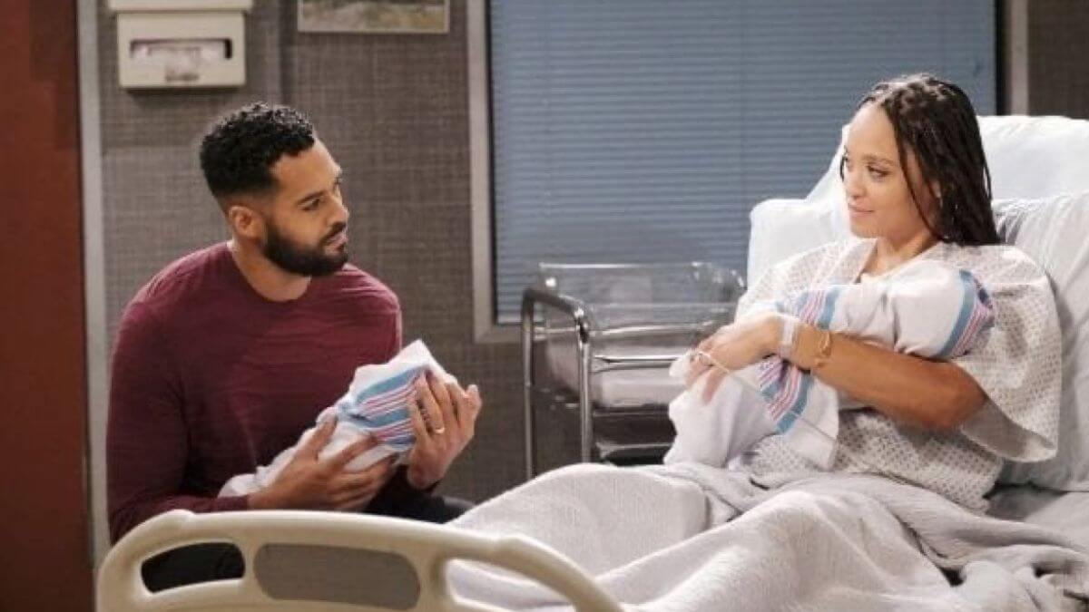 Days of our Lives spoilers tease Vivian gives back Eli and Lani's twins.