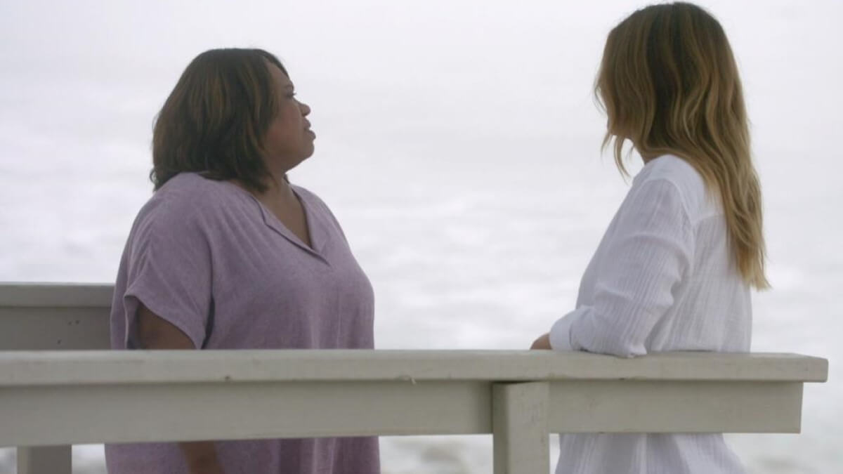 Grey's Anatomy Beach