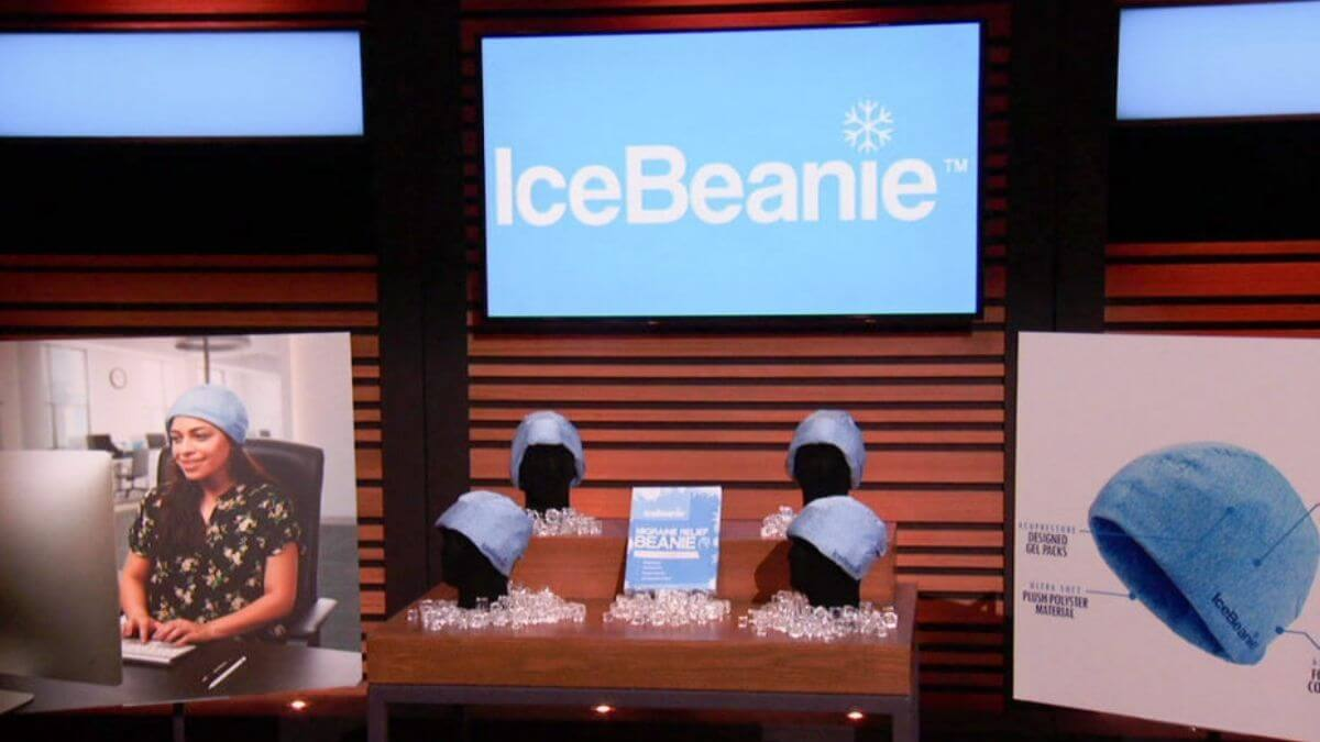 Shark Tank: What is an IceBeanie?