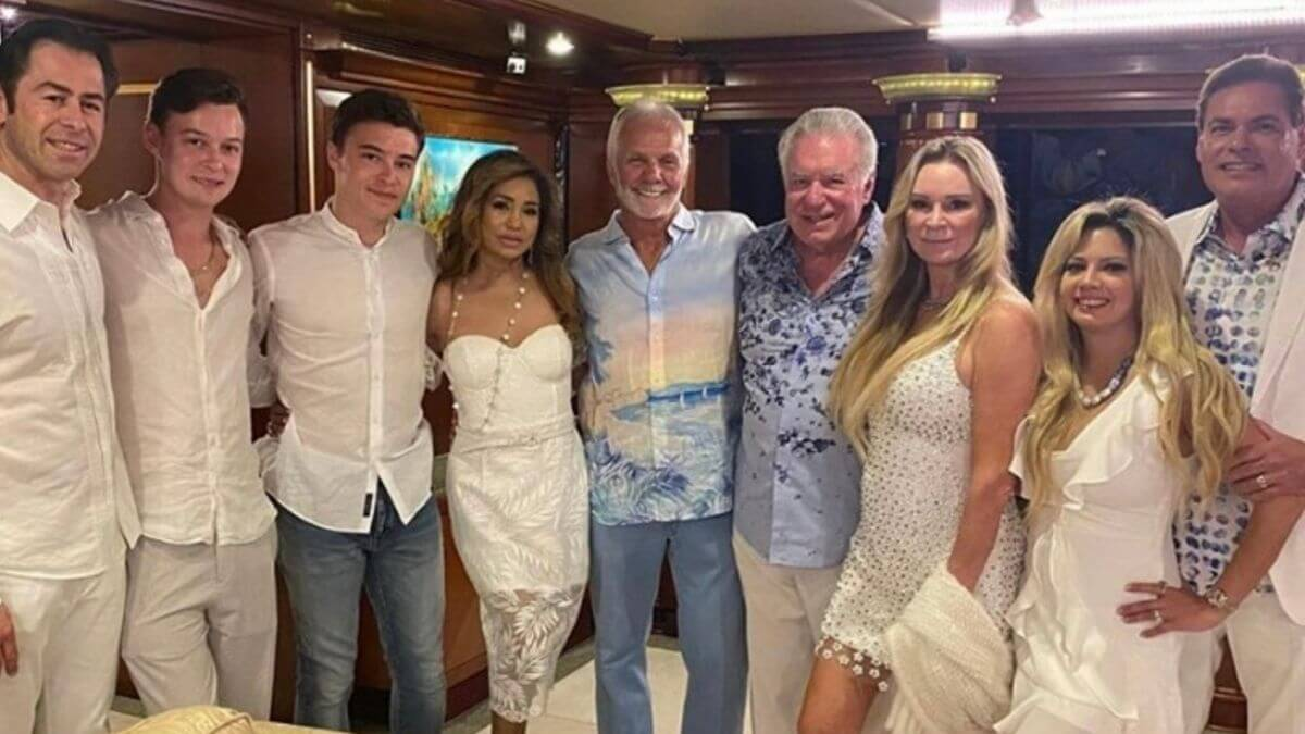 Below Deck charter guest The Queen of Versailles got a warning before filming the Bravo show began.