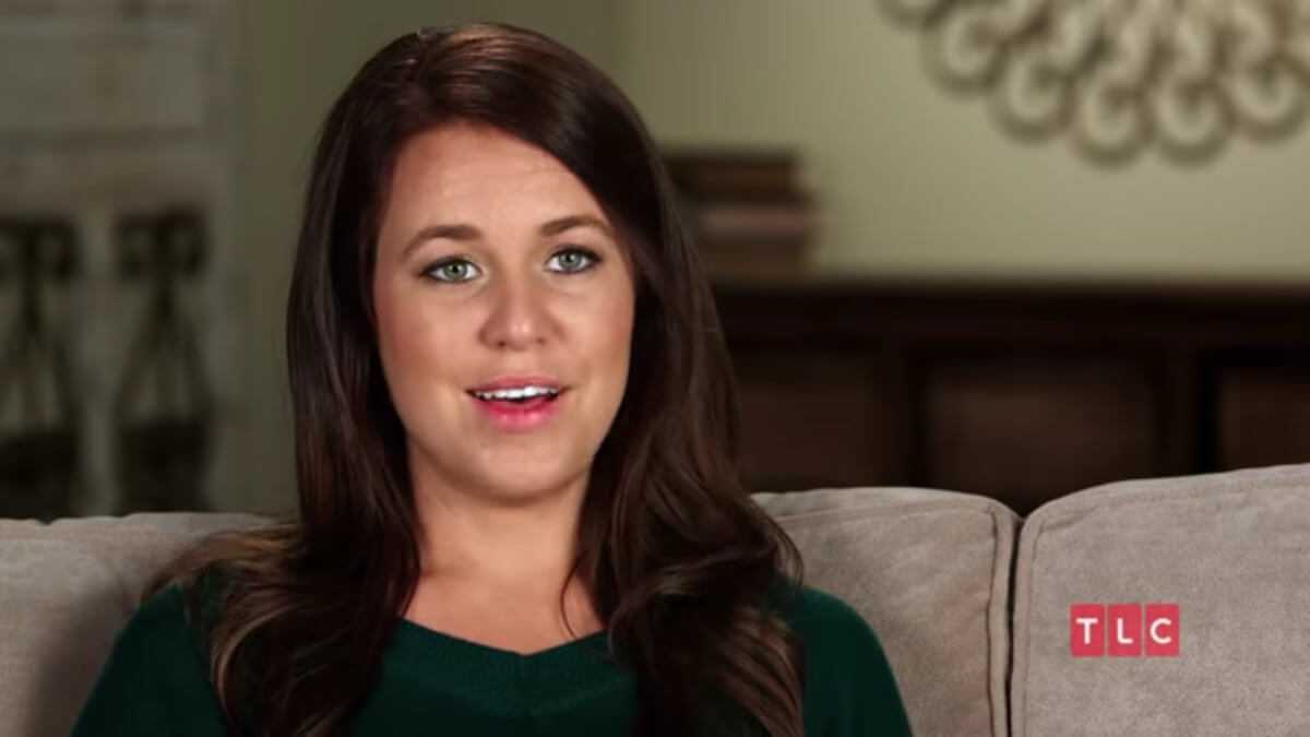 Jana Duggar in a confessional for Counting On.