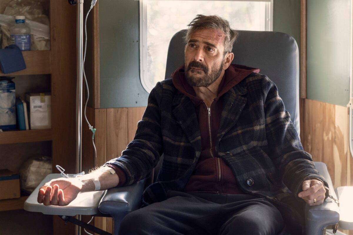Jeffrey Dean Morgan stars as Negan, as seen in Episode 22 of AMC's The Walking Dead Season 10C