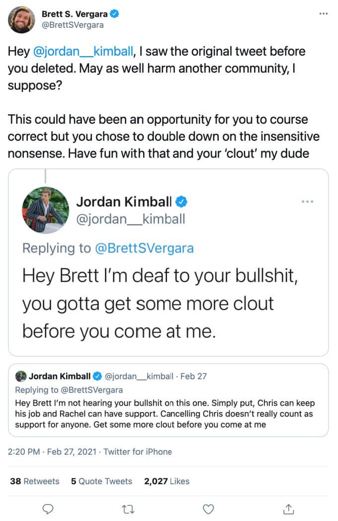 Jordan Kimball
