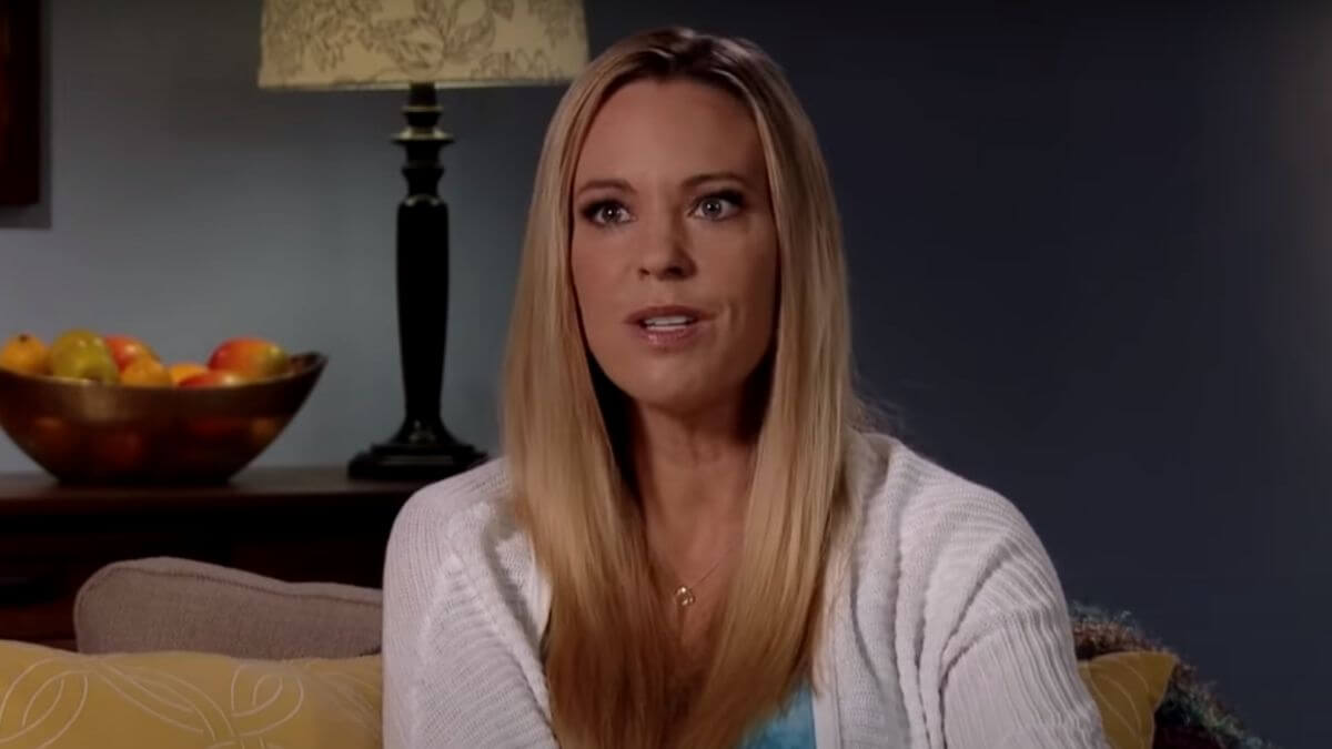 Kate Gosselin of Kate Plus 8