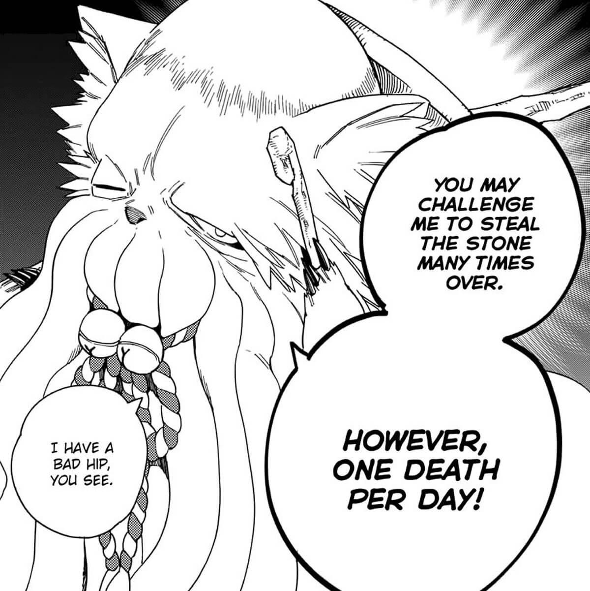 Kemono Jihen Manga