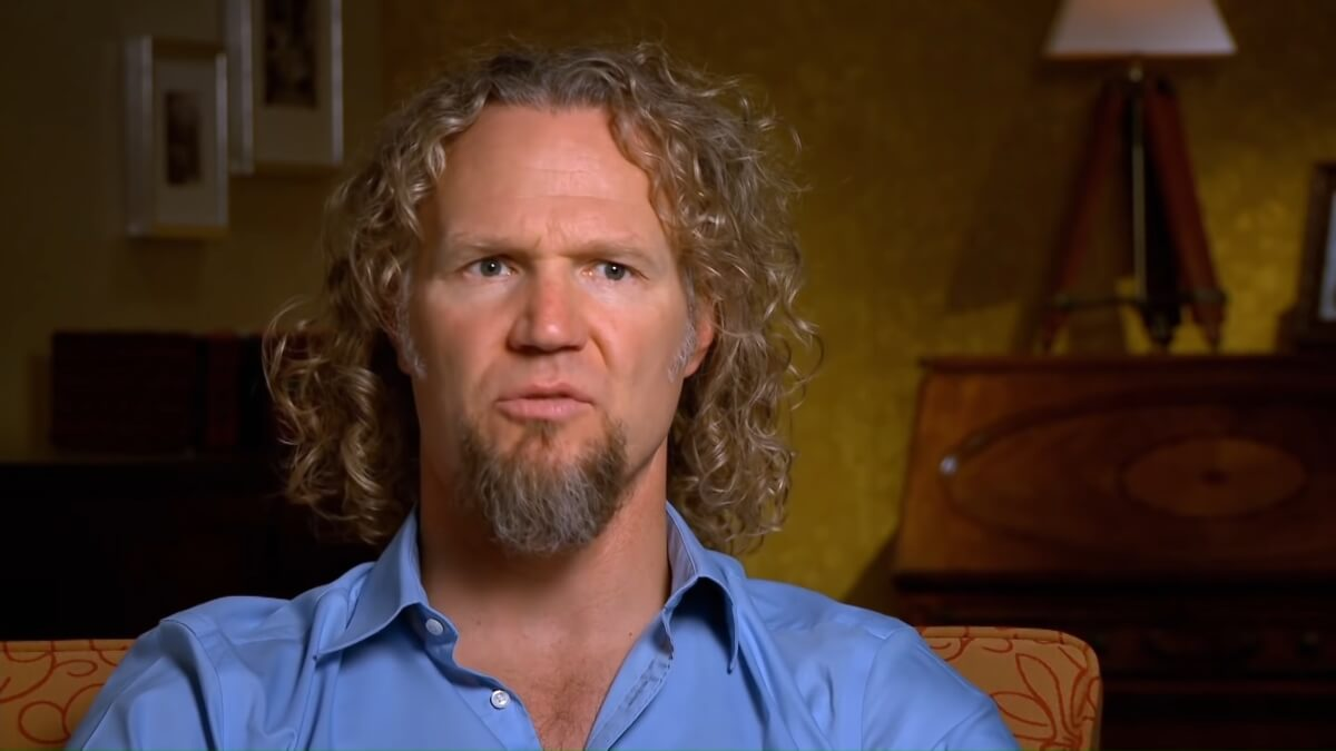 Kody Brown on Sister Wives