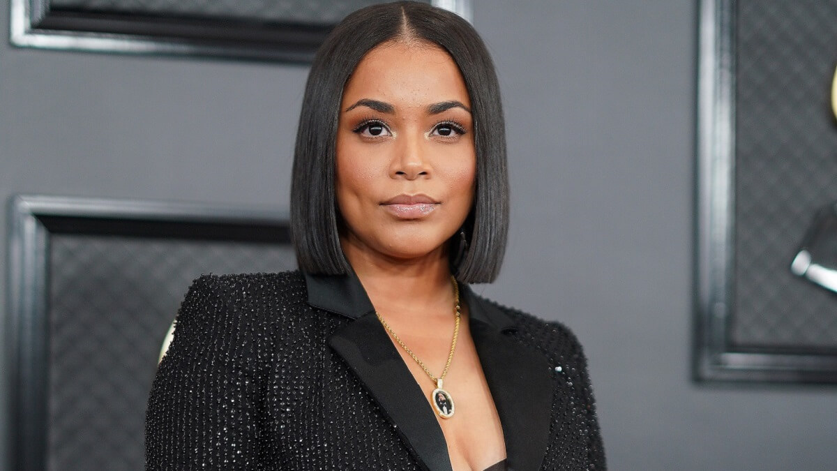 Actress Lauren London